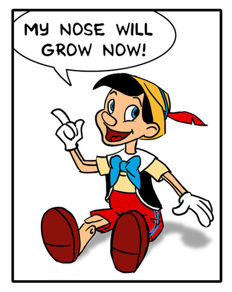 The Pinocchio Paradox