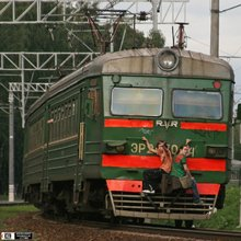 Russia: Train Tickets, No
