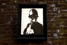 banksy rude copper / mr. eightyse7en