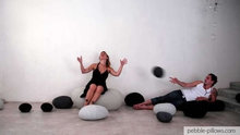 Stone Pillows- Great Creative Home Decoration Ideas 02
